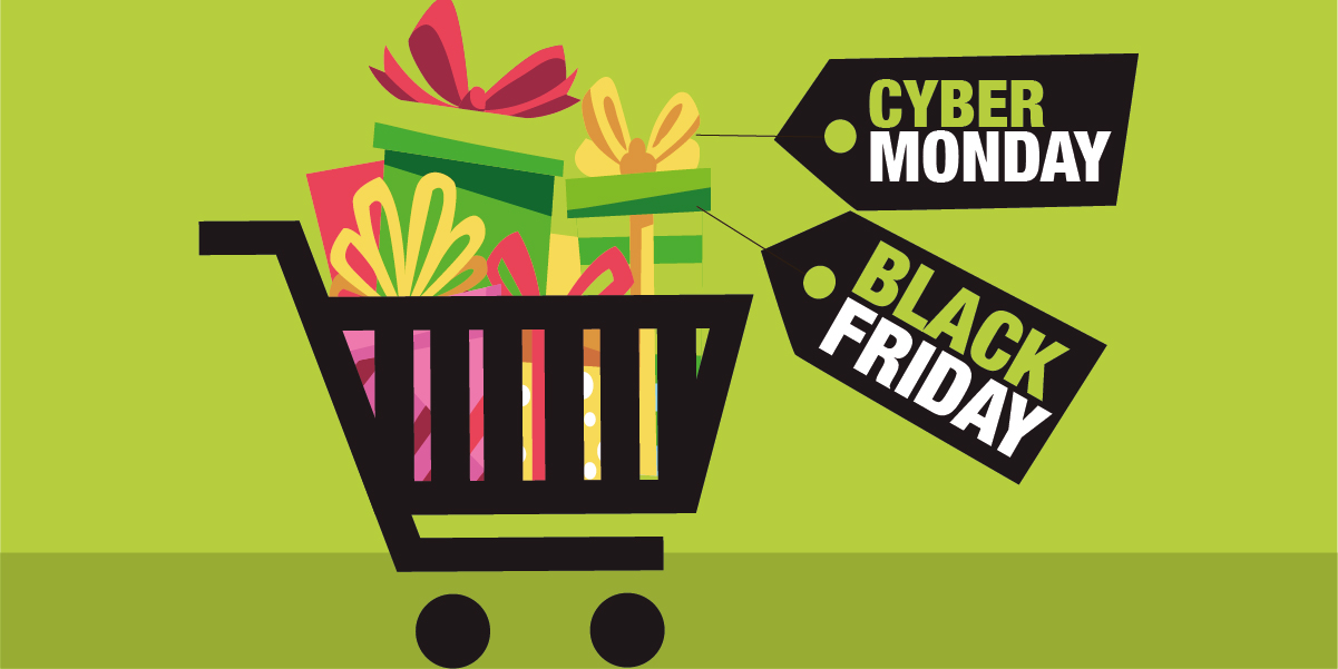Black Friday , Cyber Monday e l'acquisto online compulsivo
