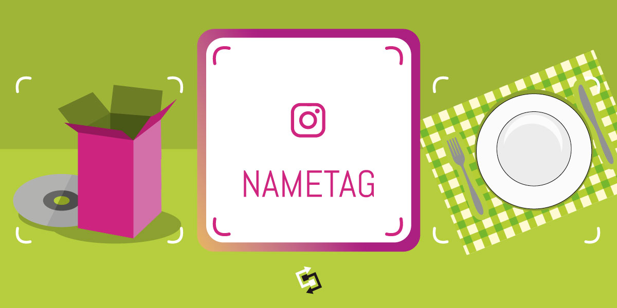 5 consigli per utilizzare il Nametag di Instagram in attività commerciali